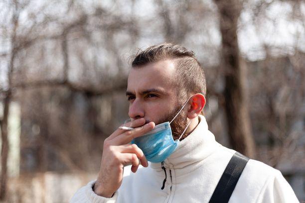 Nikotiinin Vaikutus