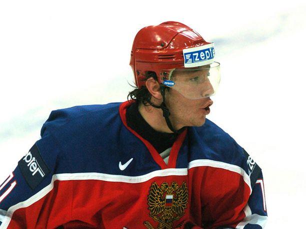 Ilja Kovaltshuk on Venäjän tähtipelaajien ehdotonta eturiviä.