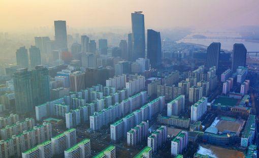 Soul, Etelä-Korean pääkaupunki.