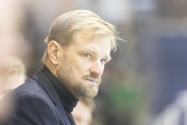 Petri Matikainen kuittasi vuonna 2017 yli 200 000 euron tulot.