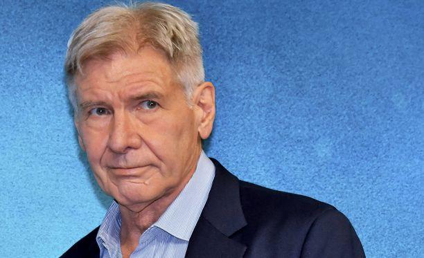 Harrison Ford äimistyttää naamiaisasuillaan joka syksy.