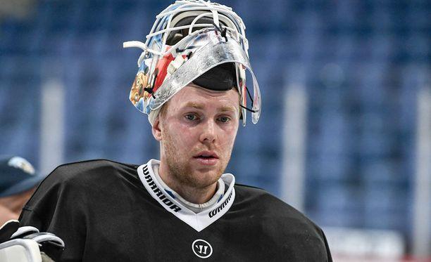 Mikko Koskinen on matkalla NHL:ään.