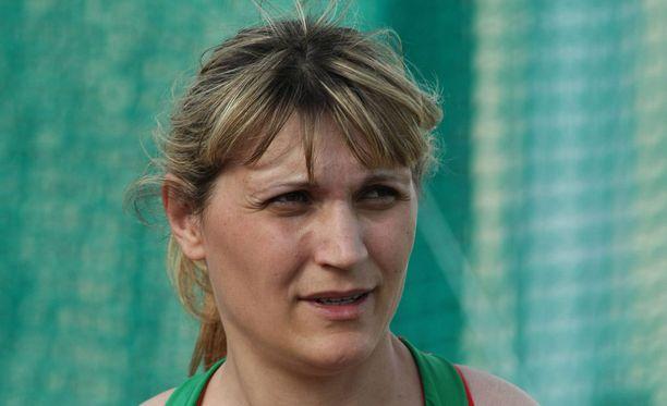 Aksana Mjankovan valmentaja käytti kovaa kieltä kuvaillessaan Wadaa.