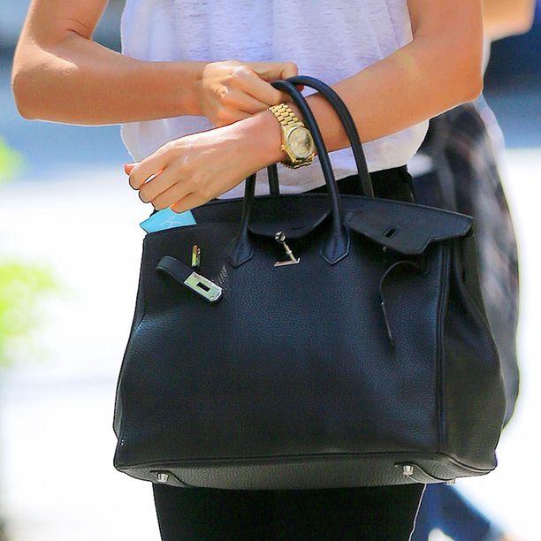 Hermes'n Birkin-laukku.