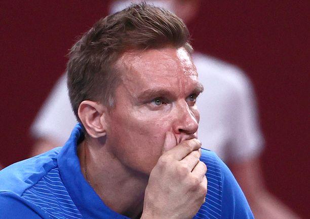 Tuomas Sammelvuon valmentama Venäjä on FIVB-rankingissa sijalla kolme, Suomi sijalla 26.