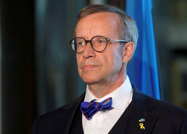 Viron presidentti Toomas Hendrik Ilves on toivonut maahansa pysyviä Nato-joukkoja estämään mahdollista Venäjän invaasiota.