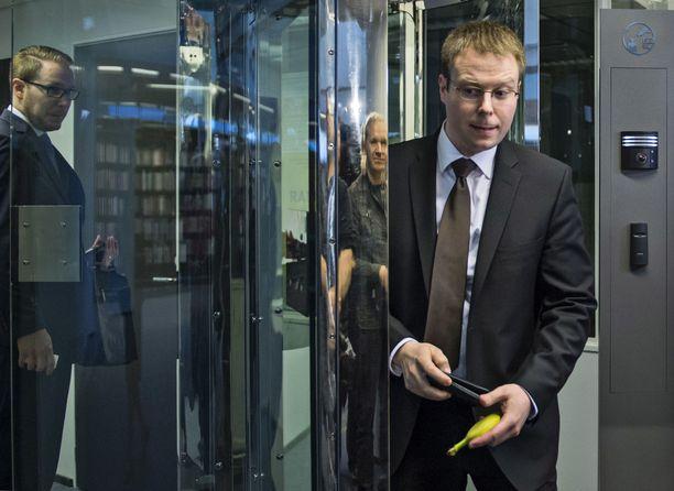 Kansanedustaja Vesa-Matti Saarakkalan mukaan sote-uudistus ei onnistu valinnanvapauden kanssa.
