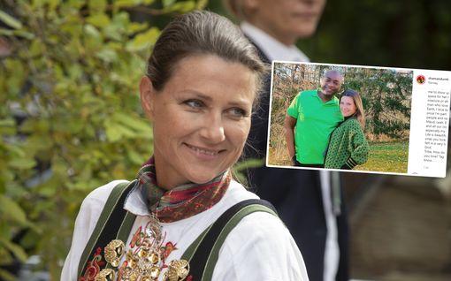 Prinsessa Märtha Louisen shaamanirakas kotiutui Norjaan - tätä mieltä hän on kumppaninsa kotoa pois häädetyistä lapsista