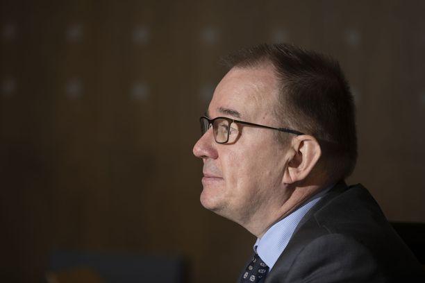 Antti Pelttari aloittaa maaliskuun alkaessa toisen viisivuotiskautensa suojelupoliisin päällikkönä.