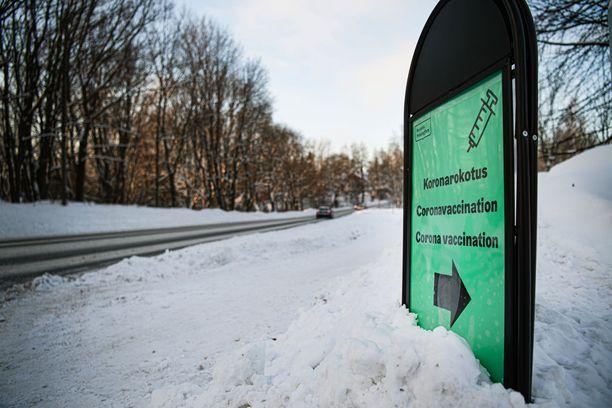 Massarokottaminen käynnistyi Helsingissä helmikuun alussa.