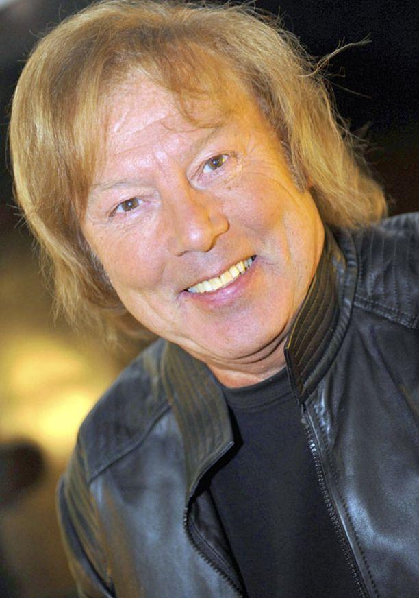 JOKO NYT? Danny on ehdolla Iskelmä Finlandian saajaksi nyt toista kertaa. Ensimmäinen kerta oli vuonna 2004.