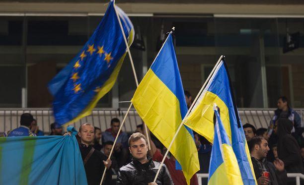 Ukraina kohtaa Yhdysvallat keskiviikkoiltana Kyproksella.