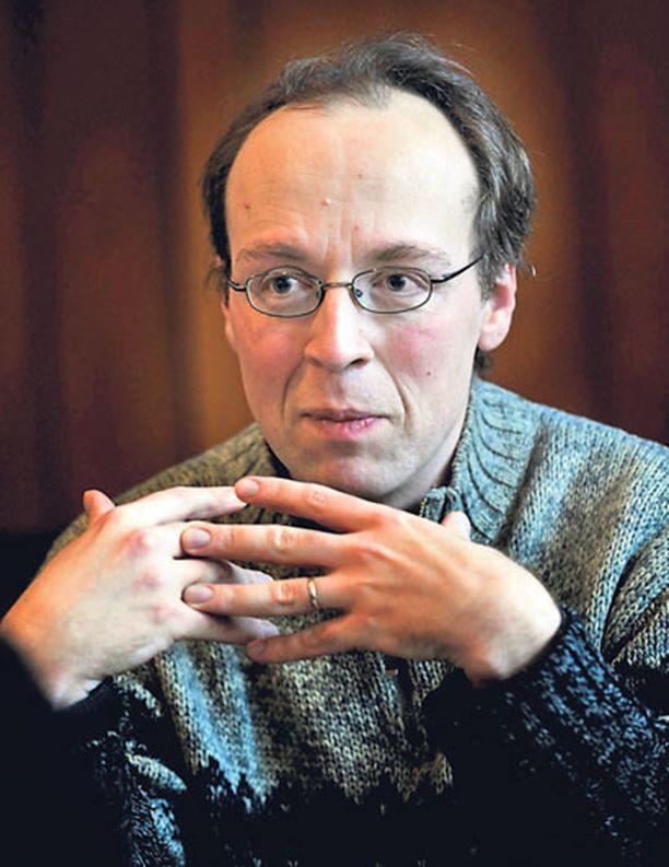 Jussi Halla-aho herätti kohua blogikirjoituksillaan.