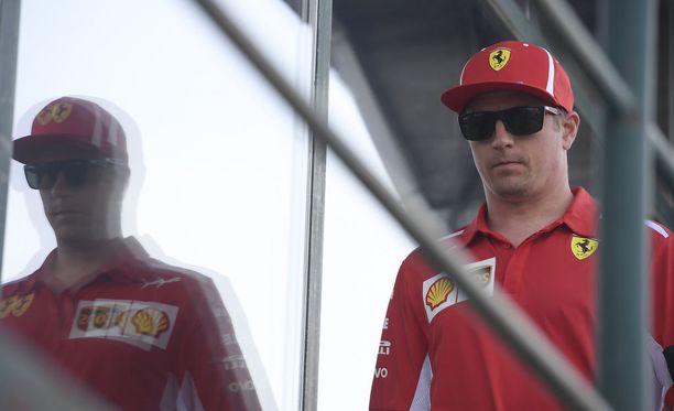 Kimi Räikkönen ajaa jo 16:tta kauttaan formula ykkösissä.