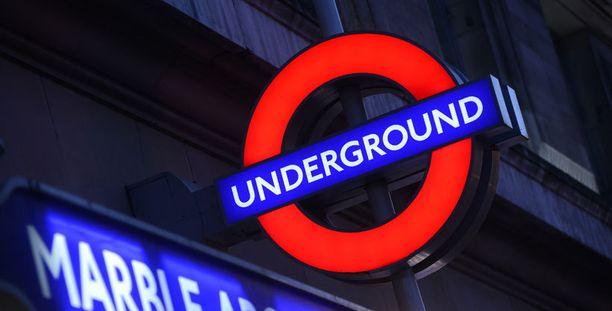 Metroruuhkat ovat arkipäivää Lontoossa.
