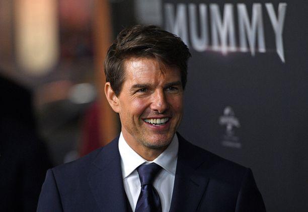Tom Cruisea ei ola nähty julkisesti tyttärensä kanssa sitten vuoden 2013.