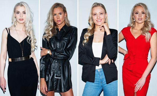 Tuoreet Miss Suomi -finalistit on nyt julkistettu.