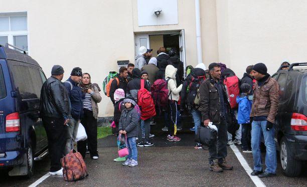 Suomeen jääneistä turvapaikanhakijoista noin joka kolmas tai neljäs saa myönteisen turvapaikkapäätöksen. Arkistokuva.