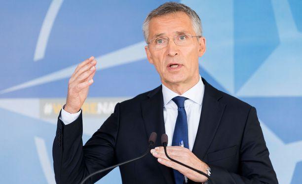 Jens Stoltenbergin mukaan Naton suhde Venäjään on vaikeampi kuin koskaan kylmän sodan jälkeen.