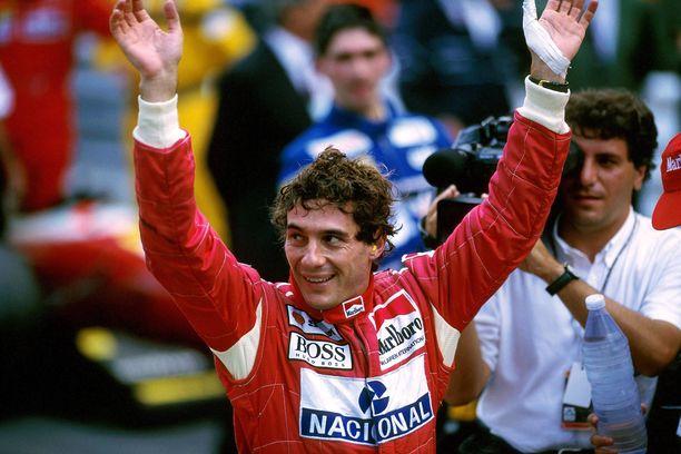 Ayrton Sennan syntymästä tulee 21. maaliskuuta kuluneeksi tasan 60 vuotta.