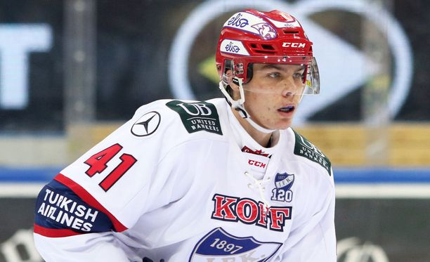 Miro Heiskanen teki näyttävän paluun SM-liigaan.