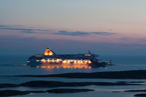 Vielä ei ole tiedossa, mitkä laivat reitillä liikennöivät.
