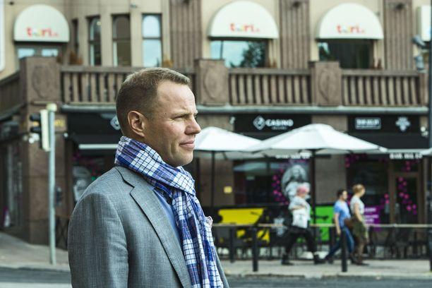 Schibsted Marketplace Finlandin toimitusjohtaja Jussi Lystimäki.