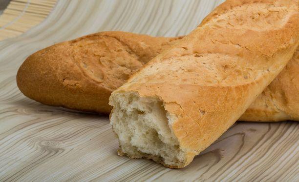 Ajanpuute on saanut ranskalaiset suosimaan viipaloitua leipää patongin sijasta.