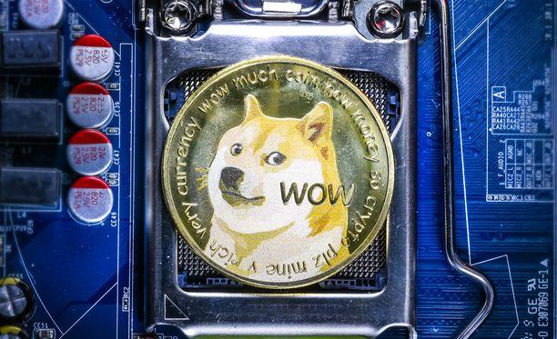 Dogecoin oli tarkoitettu aluksi Bitcoinin hassutteluvaihtoehdoksi.