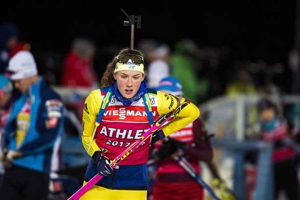 Hanna Öbergille eivät rahapeliyhtiön sponsoridiili kelvannut.
