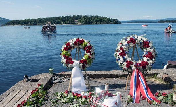 Sosiaalidemokraattisten puolueiden nuorisojärjestöjen leiri järjestetään nyt ensi kertaa Utöyalla Breivikin iskun jälkeen.
