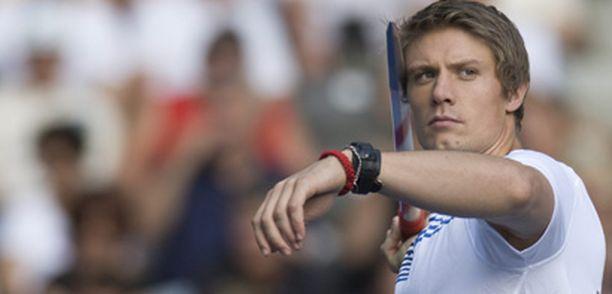 Andreas Thorkildsen valittiin jälleen kerran Norjan yleisurheilun parhaaksi.