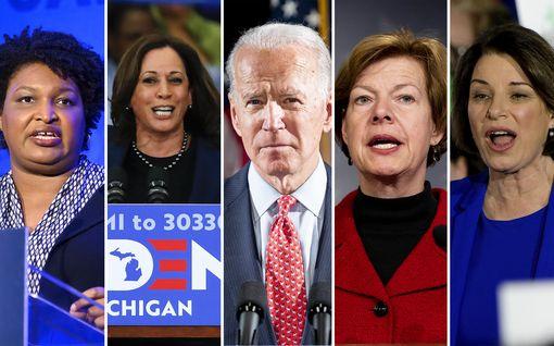 Analyysi: Joe Biden lupasi ottaa aisaparikseen naisen – joku heistä voi tehdä syksyllä historiaa
