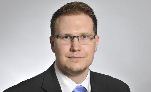 Kansanedustaja Olli Immonen (ps) kommentoi kohua Facebook-sivullaan.