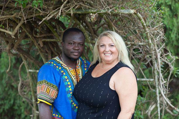 Michael ja Angela.