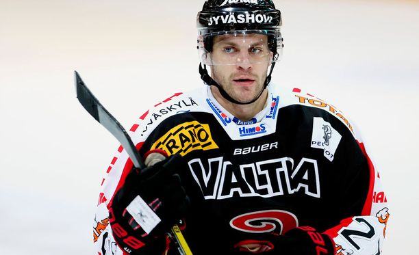 Maailmanmestari Petr Hubacek on kentällä kuin tsekkiläinen työhevonen.