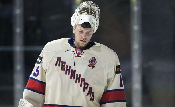 Seitsemän pelatun ottelun jälkeen Mikko Koskisen torjuntaprosentti on 90,7 ja päästettyjen maalien keskiarvo 2,68.