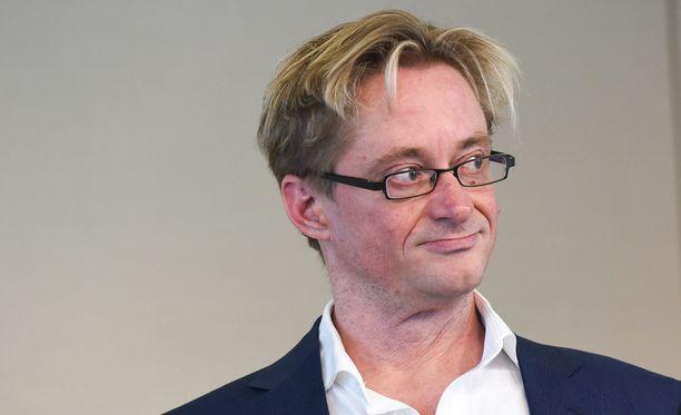 Mikael Jungner on ehdolla kevään kuntavaaleissa SDP:n listoilla.