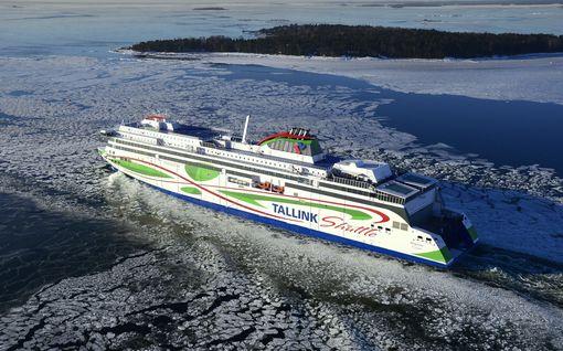 Tallink Siljan laiva joutui kääntymään takaisin sairauskohtauksen vuoksi
