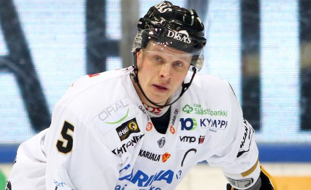 Lasse Kukkosta ei enää nähdä Leijonissa.