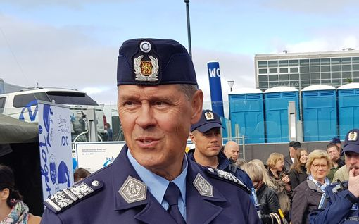 Poliisiylijohtaja Seppo Kolehmainen jatkokaudelle