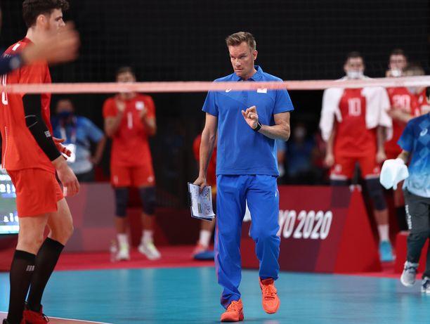 Tuomas Sammelvuon Venäjä on kovassa vireessä Tokiossa. Olympiakulta ei ole haihattelua.