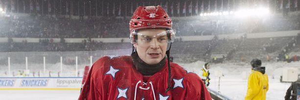 Janne Pesonen on tervehtymässä.
