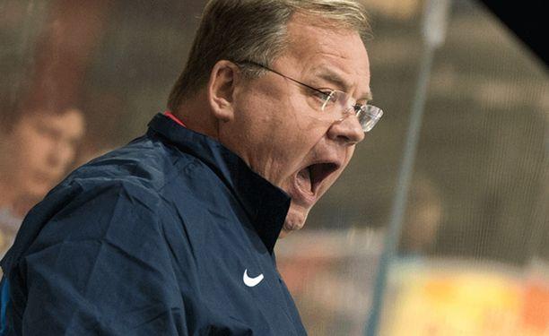 Hannu Jortikka on haluttu valmentaja KHL-ympyröissä.