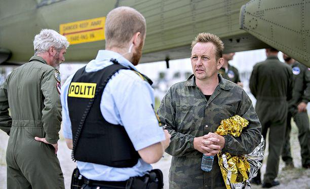 Madsen pidätettiin epäiltynä ruotsalaistoimittaja Kim Wallin taposta.