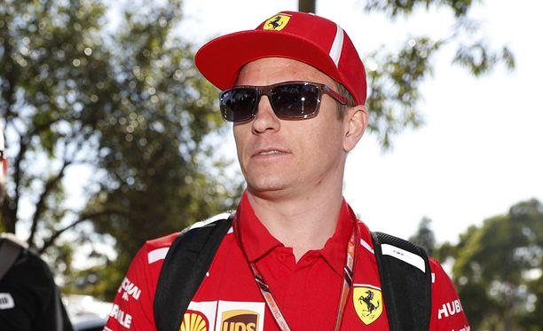Kimi Räikkönen lähtee tulevaan kauteen vain ja ainoastaan voittamaan.