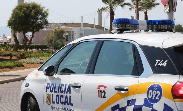 Kuvituskuva. Espanjan poliisi on vapauttanut 13 naista Espanjan Marbellassa toimineensa seksiorjaringistä.