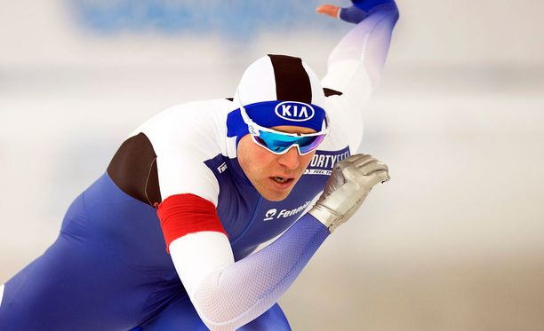 Mika Poutala ei ollut parhaimmillaan Etelä-Korean MM-kisoissa.