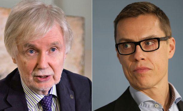 Tuomiojan mukaan Natoon liittyminen olisi epävakauttava asia turvallisuuden vahvistamisen sijaan.