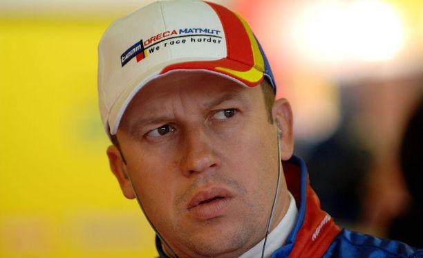 Olivier Panis pani vielä F1-uran jälkeenkin ajaen, muun muassa Le Mansissa.